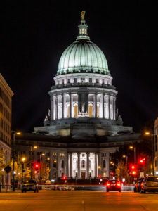 EPA requires the State of Wisconsin to regulate farmers and agricultural facilities.