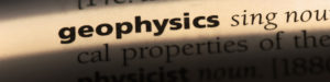 Define geophysics.