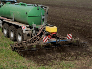 Liquid manure waste has numerous classifications in NR 151.