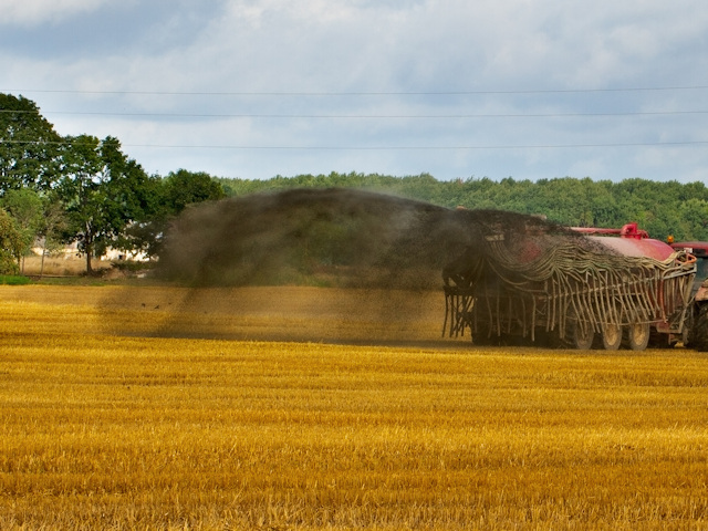 Today there is little surprise that farms and agricultural facilities are a concern for groundwater contamination.