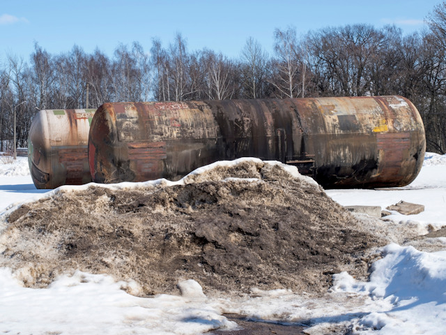 After drum disposals, the focus moved to buried underground storage tanks and groundwater contamination.